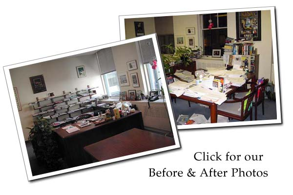 Click for our Before & After Photos